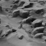 wind in sand