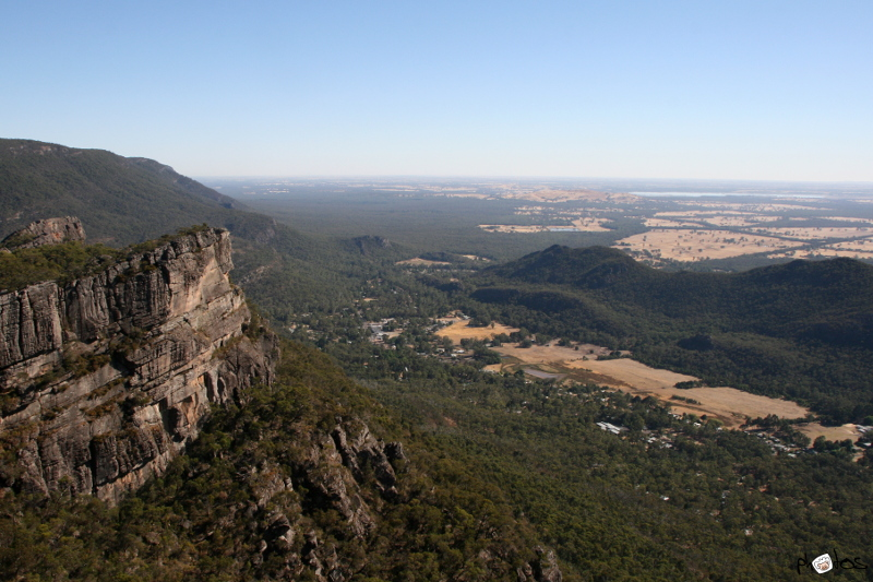 The Pinnacle, The Grampians National Park