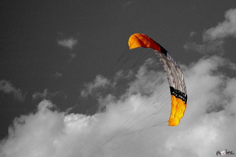 High as a kite