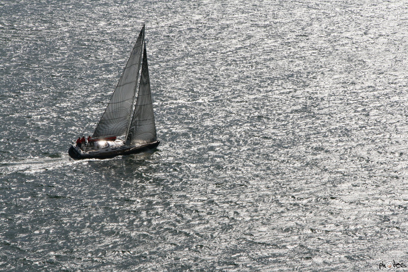 we are sailing