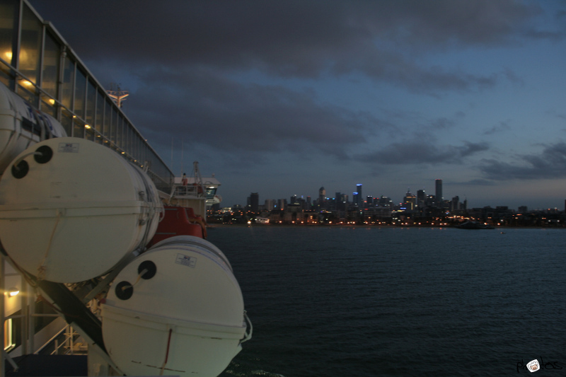 Ferry to melbourne