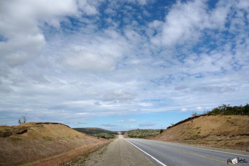 Ushuaia that way